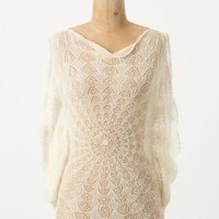 Remolino Lace Pullover - Anthropologie.com