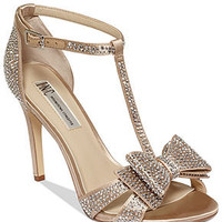 INC International Concepts Women's Shoes, Reesie Evening Sandals - Evening & Bridal - Shoes - Macy's
