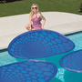 The Solar Pool Heating Rings - Hammacher Schlemmer