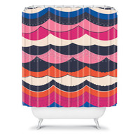 DENY Designs Home Accessories | Vy La Unwavering Love Shower Curtain