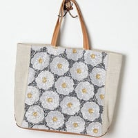 Repeat Beaded Tote