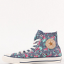 Converse All Star Floral High Top Sneakers at PacSun.com