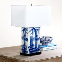 Chinese Brushstroke Lamp
