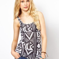 River Island Tribal Vest