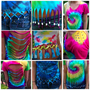 Custom Tie Dye Top