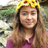 Adjustable Sunflower Flower Crown