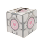 Portal 2 Companion Cube Tin Lunch Box | Hot Topic