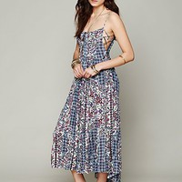 Free People FP ONE Geo Gypsy Maxi Dress