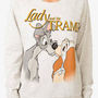 Lady &amp; The Tramp Pullover