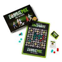 ZOMBIE POX STRATEGY GAME