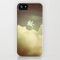 Pegasus iPhone & iPod Case by RichCaspian