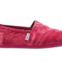 Sherry Stone-Washed Cord Women's Classics | TOMS.com