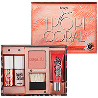 Sephora: Benefit Cosmetics : Go TropiCORAL Lip & Cheek Kit : combination-sets-palettes-value-sets-makeup