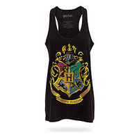Harry Potter Hogwarts Logo Ladies' Tank