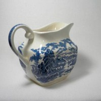 Royal Warwick China Creamer or Pitcher by DayBeforeYesterday