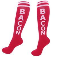 Bacon Unisex Socks - Whimsical &amp; Unique Gift Ideas for the Coolest Gift Givers