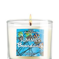 Summer Boardwalk 4 oz. Small Candle   - Slatkin &amp; Co. - Bath &amp; Body Works
