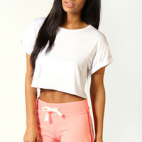 Ashleigh Neon Sports Shorts