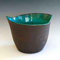 Handmade Ceramic Modern Bowl / Ceramic Vase