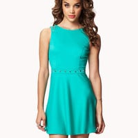Studded Sheath Dress | FOREVER 21 - 2036253514