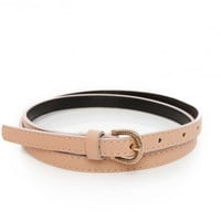 Roel Belt in Pink - ShopSosie.com