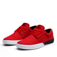 SUPRA HAMMER | RED/BLACK-WHITE | Official SUPRA Footwear Site