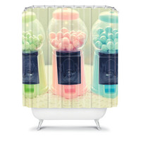 DENY Designs Home Accessories | Lisa Argyropoulos Bubble Gum Shower Curtain