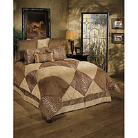 Sherry Kline Safari 8-piece Comforter Set | Overstock.com