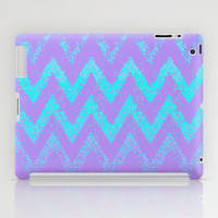 disappearing chevron iPad Case by Marianna Tankelevich