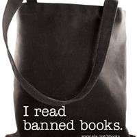 I Read Banned Books Tote Bag - Clothing, Gifts, and Incentives - Events and Celebrations - ALA Store