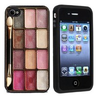 Makeup Case Apple iPhone 4 or 4s Case / Cover Verizon or AT&T:Amazon:Cell Phones & Accessories