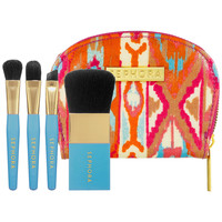 Sephora: SEPHORA COLLECTION : Out of Pocket Beauty Brush Set : brush-sets-makeup-brushes-applicators-makeup