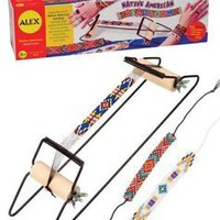 Amazon.com: Alex Native America Bead Loom: Toys & Games