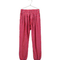 PRINTED TROUSERS - Trousers  - Girl - Kids - ZARA United States