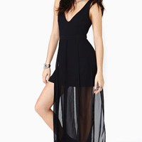 Stolen Night Maxi Dress