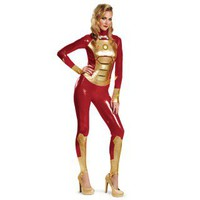 Iron Man 3 Mark 42 Bodysuit Adult Costume