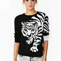 On The Prowl Knit