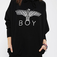 Urban Outfitters - BOY London Batwing Turtleneck Sweatshirt