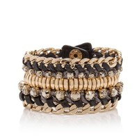 Deluxe Girlfriend Beaded Wrap Bracelet