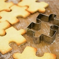 Jigsaw Cookie Cutter | The Gadget Flow
