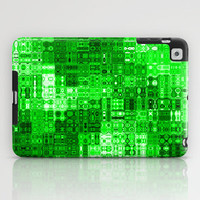 Circuitry iPad Case by Alice Gosling