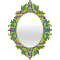 DENY Designs Home Accessories | Paula Ogier Ginger Jar Baroque Mirror