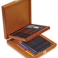 Derwent Studio Wooden Box Set - BLICK art materials
