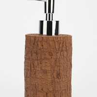 Urban Outfitters - Tree Trunk Soap Dispenser