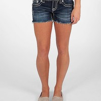 Miss Me Fraying Stretch Short - Women's Shorts | Buckle