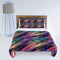 DENY Designs Home Accessories | Jacqueline Maldonado Retro 3 Duvet Cover