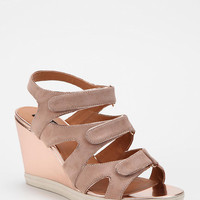 Deena &amp; Ozzy Multi-Strap Wedge Sandal