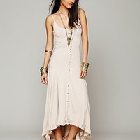 Free People Solid Nice As Pie Dress