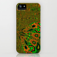Glitchen Kitchen iPhone & iPod Case by Nina May