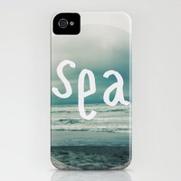 sea iPhone Case by Leah Flores | Society6